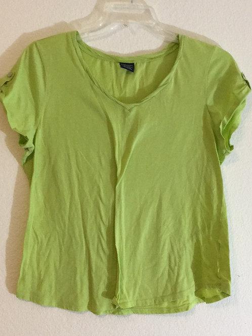Faded Glory Green Shirt - Size XXL