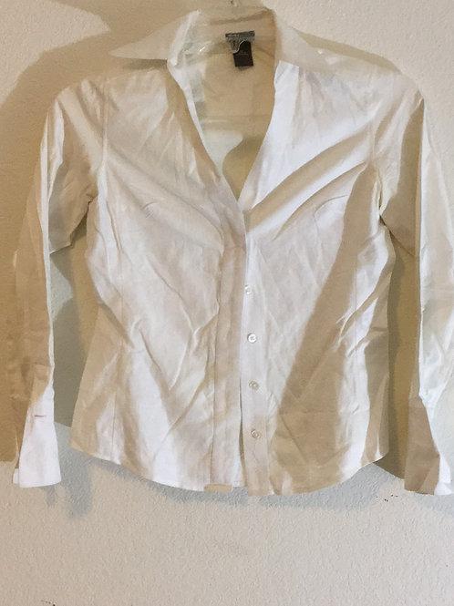 Ann Taylor Petites Shirt - Size 2P