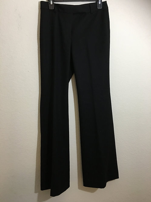 NWT Talbots Black Wool Pants Size 2