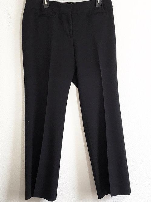 Ann Taylor Loft Petites Black Pants 10P