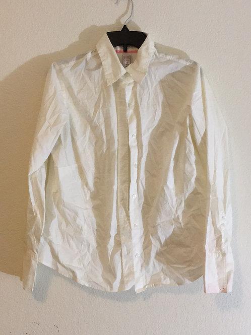 Old Navy White Shirt - Size 1X