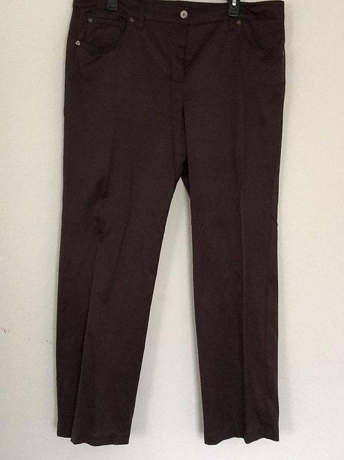 Dressbarn Brown Pants - Size 16