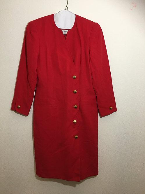 Kasper Dress - Size 8