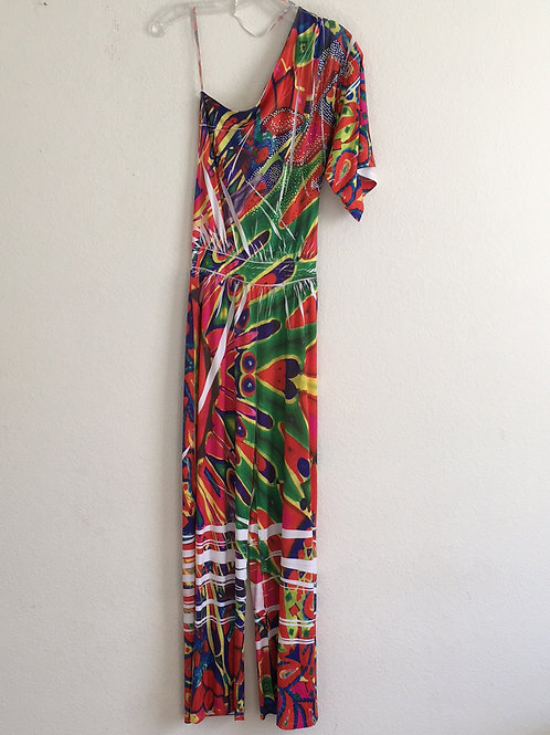 Trac Jumpsuit - Size Small