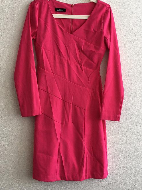AGB Pink Dress - 8