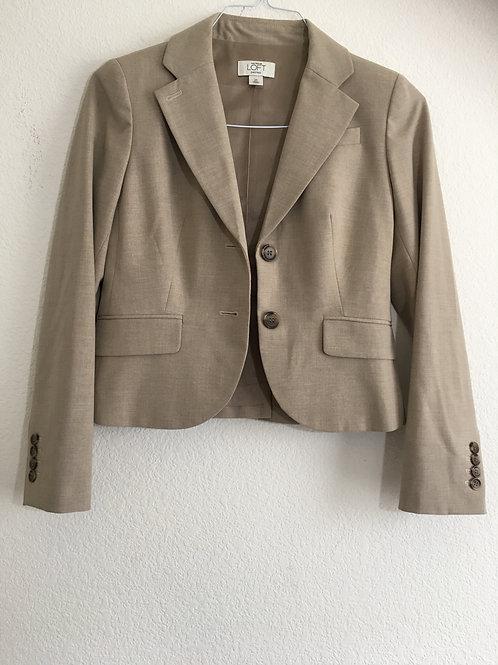 Ann Taylor Loft Petites Blazer - Size 2P
