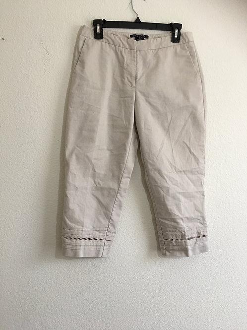 Zac & Rachel Capri Pants Size 6
