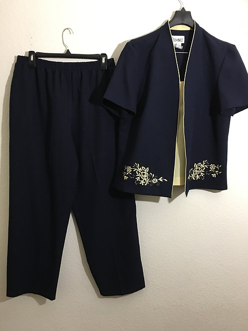 Periwinkle 3PC Set - Size 16