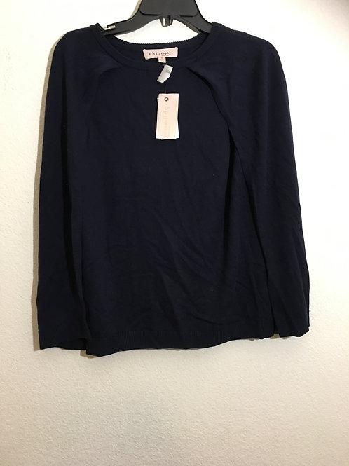 NWT Philosophy Blue Cardigan - Size Medium