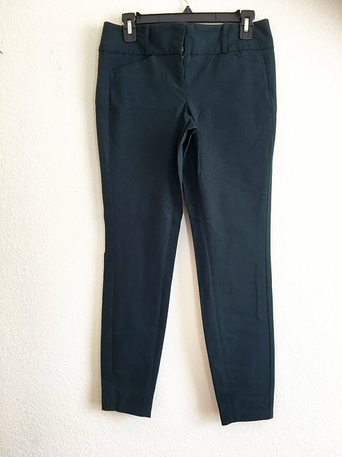 The Limited Hunter Green Pants Size 4R
