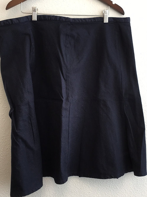 Avenue Blue Skirt - Size 18