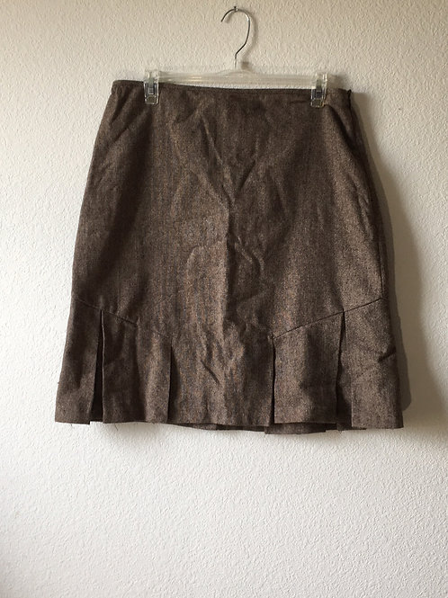 George Brown Skirt - Size 12