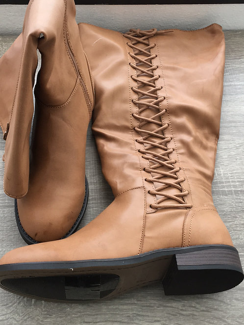 Tan Boots - Size 11