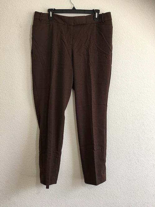 Lane Bryant Brown Pants Size 14