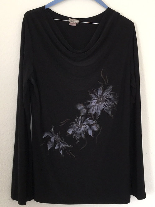 Nexxen Black Shirt - Size XL