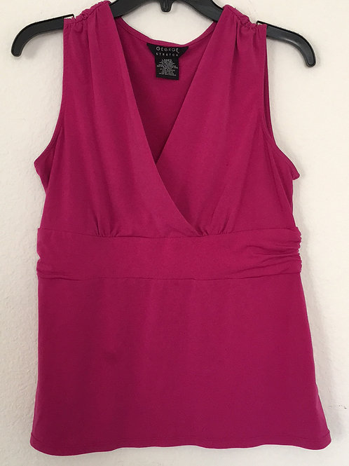 George Pink Tank - Size Large