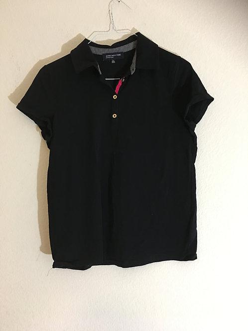 Jones New York Black Polo - Size XL