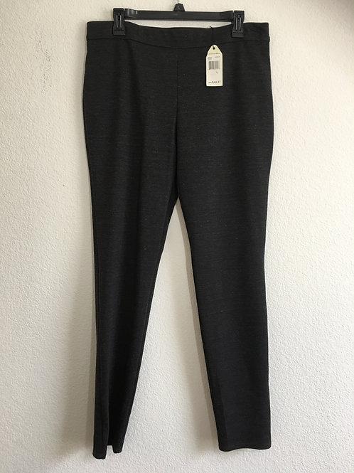 NWT Sophie Max Dark Grey Pants - Size Large