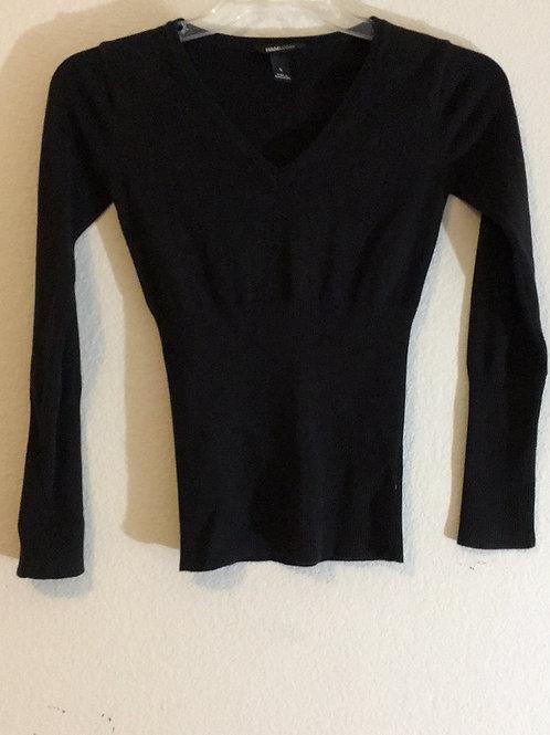H&M Black Shirt - Size Small