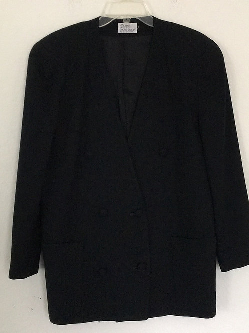 Suits Galore Black Blazer