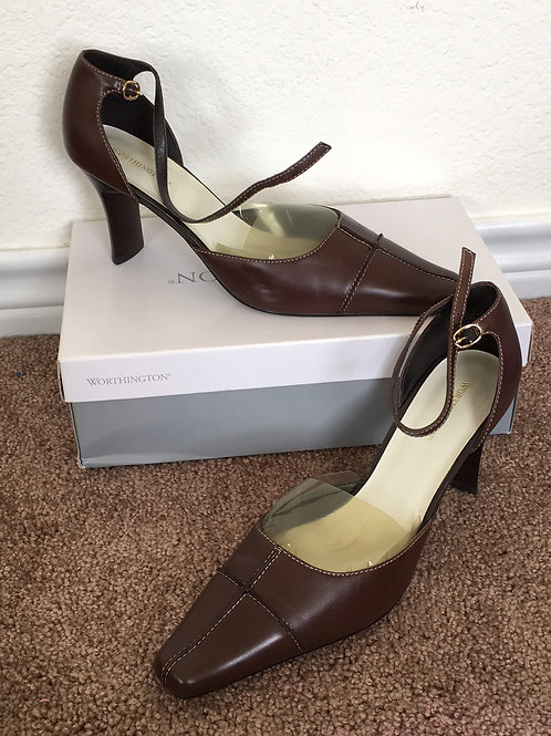 Worthington Brown Shoes - Size 8.5