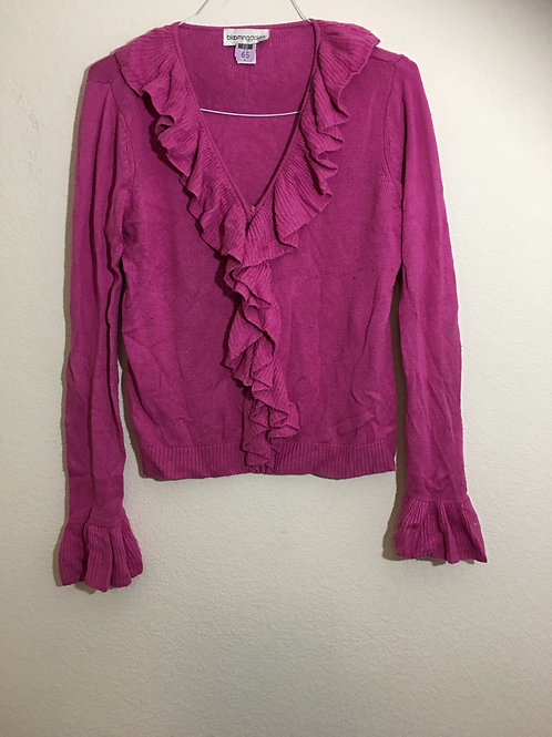 Bloomingdale's Pink Sweater - Size L