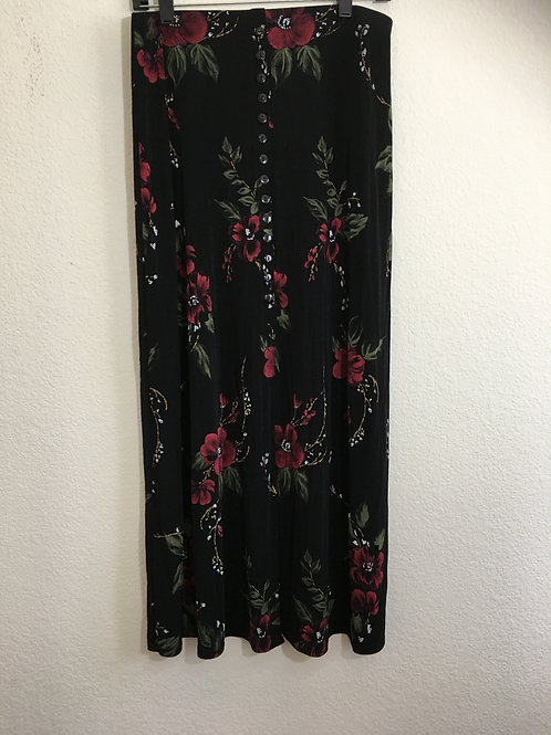 EZ Town Long Skirt - Size Large
