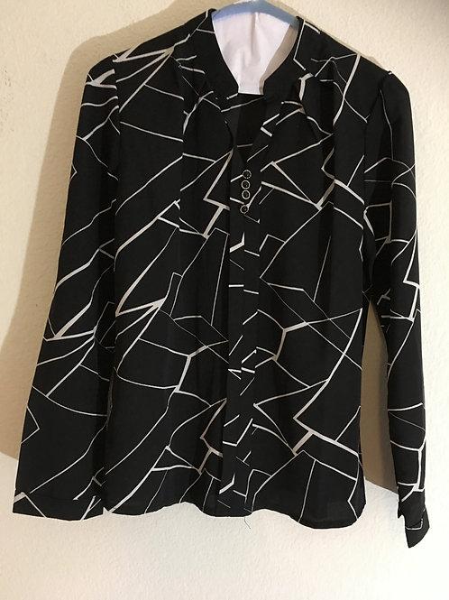 Wei Ham Black Shirt - Size Large