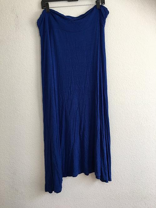 Bobeau Long Skirt - 2X