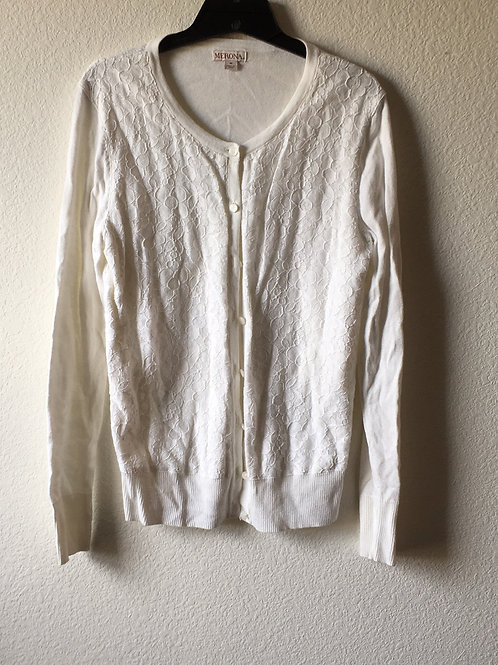 Merona Cardigan- Size Medium