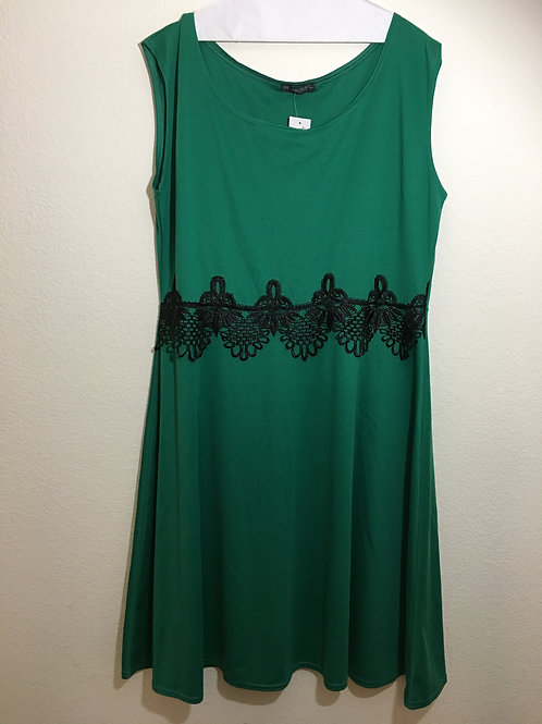 NWT Be Jealous Dress - Size 28/30