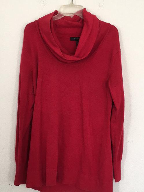 Ashley Stewart Red Sweater - Size 18