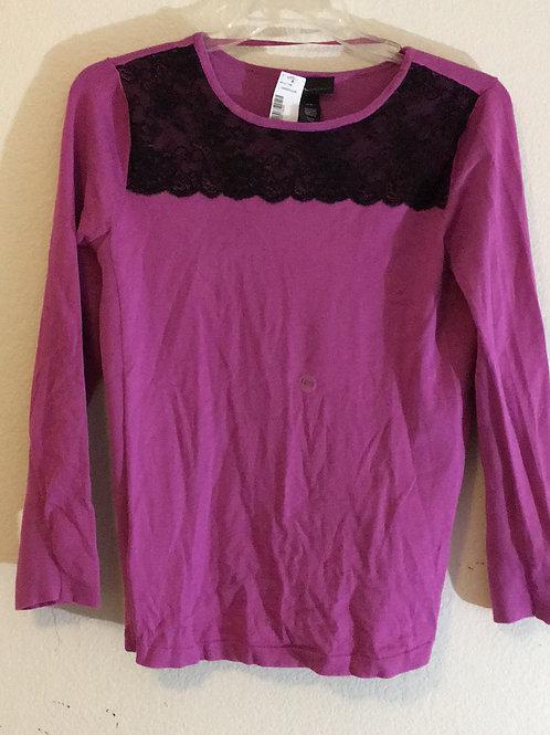 NWT Lane Bryant Purple Shirt - Size 14/16