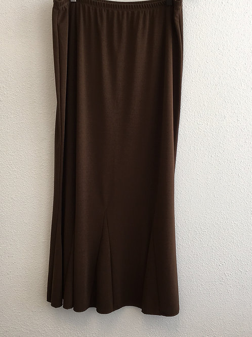 Cato Woman Brown Skirt - Size 14/16