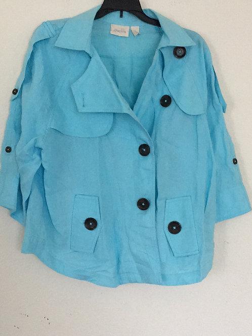 Chico's Jacket - Size 3 (XL)