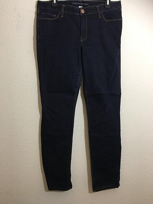 Banana Republic Skinny Jeans Size 30
