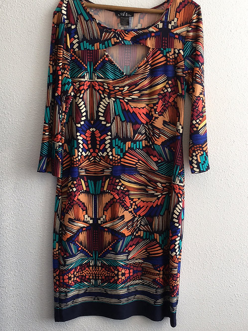 A-List Dress - Size Large