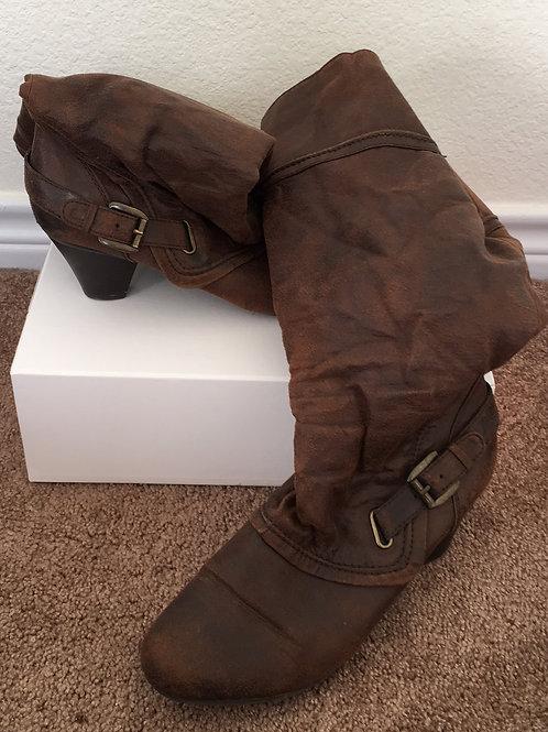 BareTraps Brown Boots - Size 11