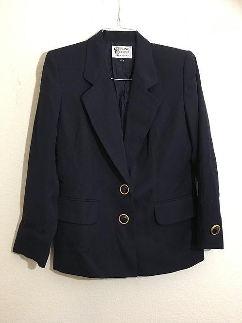 Stirling Cooper Blue Blazer - Size 6