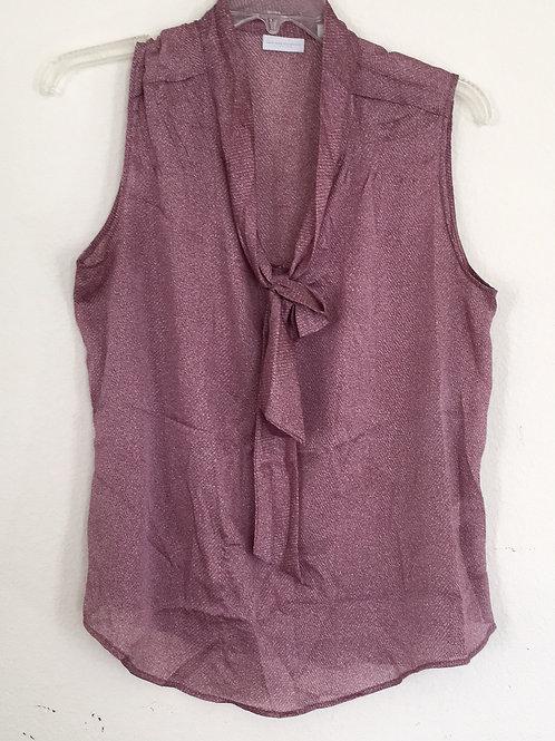 New York & Company Sleeveless Shirt - Size XL