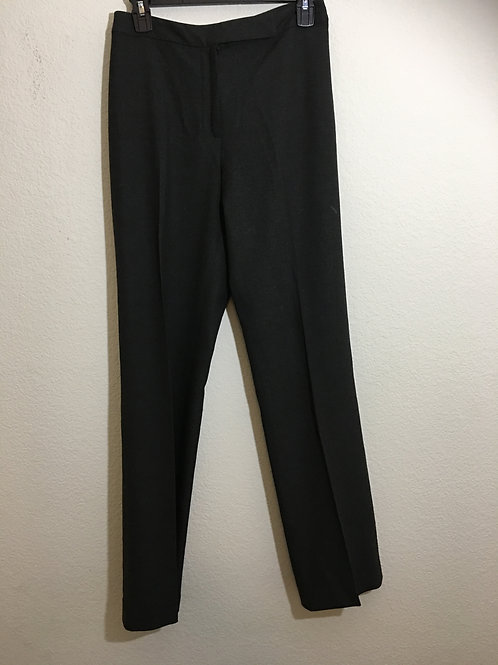 Ann Taylor Loft Dark Gray Pants Size 4