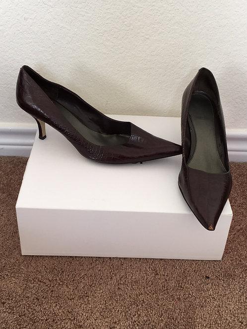 Nine West Brown Shoes - Size 12M