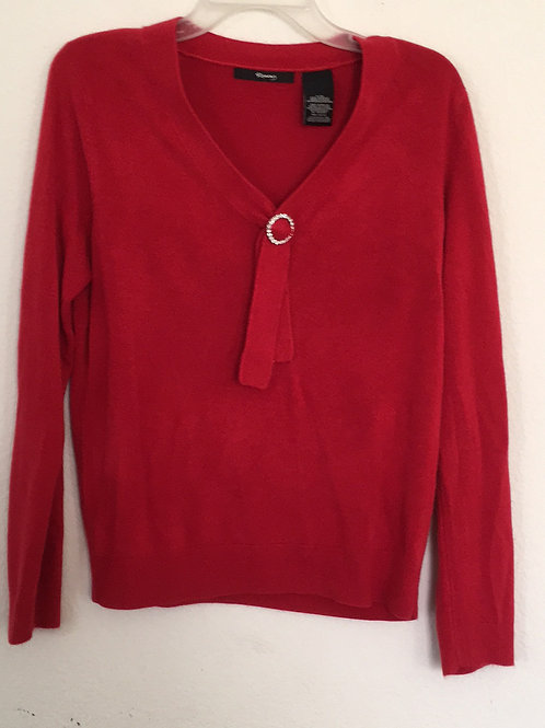 Red Sweater - Size XL