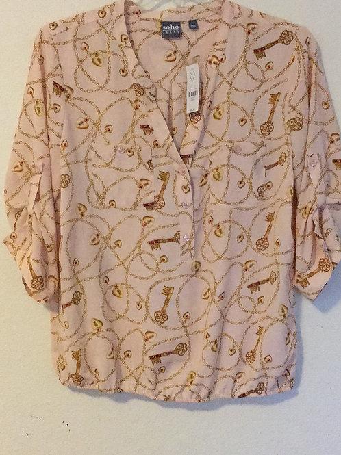 NWT Soho Shirt - Size Large
