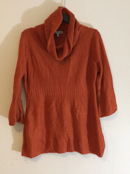Vintage Suzie Orange Sweater - Large