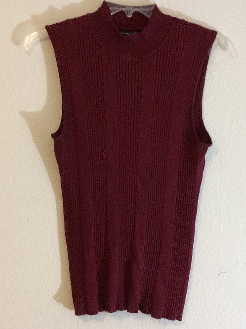 Ashley Stewart Maroon Shirt - Size 22/24