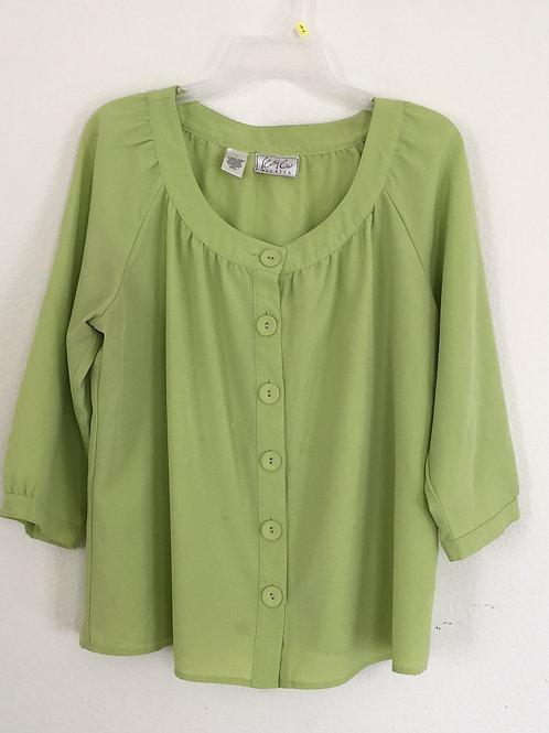 Kathy Che Shirt - Size Large