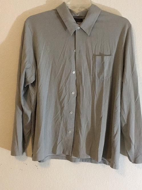 DKNY Grey Shirt - Size XXL