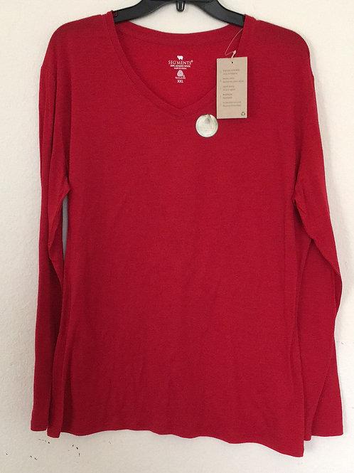 NWT Seg'ments Red Shirt - Size XXL