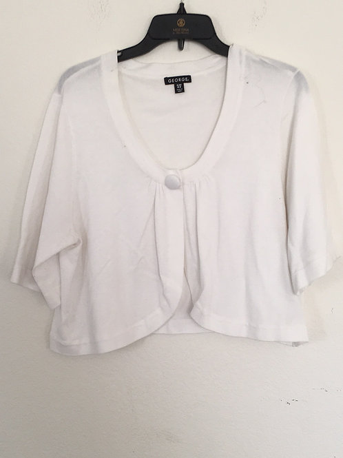 White Sweater - Size 16/18